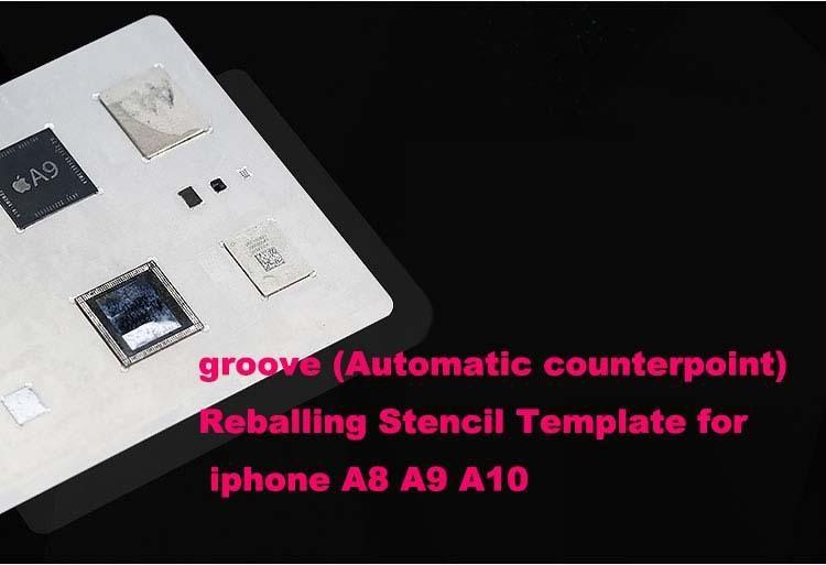 iPhone 6 6S 7 3D BGA Reballing Stencil template