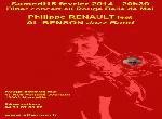 "Annonce ""AL BENSON Jazz Band & Philippe RENAULT en dîner concert"""
