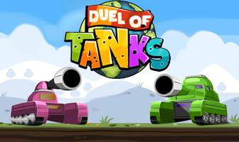 Dueloftanks - Play Duel of tanks online game - RimSim Games