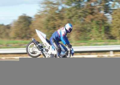 Le stunt Moto