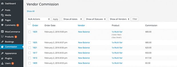 WooCommerce Product Vendors 2.0.26 Extension - Get Lot