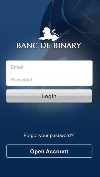 Banc De Binary Demo - Best Binary Options Demo Account