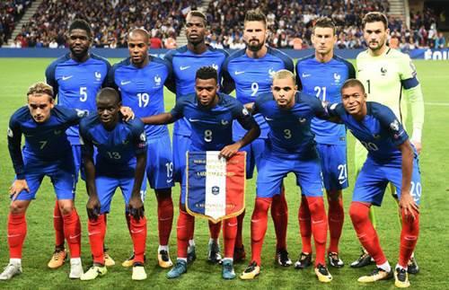 Melihat Peluang Perancis Di Fase Grup Piala Dunia 2018