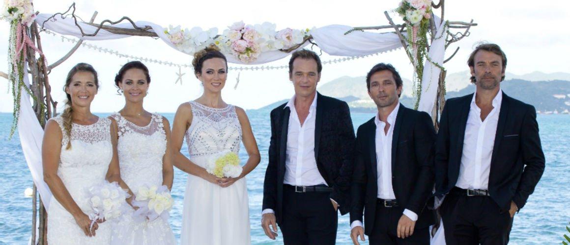 Les Mystères de l'amour (TMC) : Hélène et Nicolas se marient enfin !