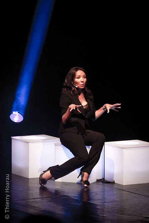 Marie-Alice Sinaman Officiel