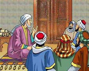 قصص وعبر: موعظة الحسن البصري إلى سيدنا عمر بن عبد العزيز