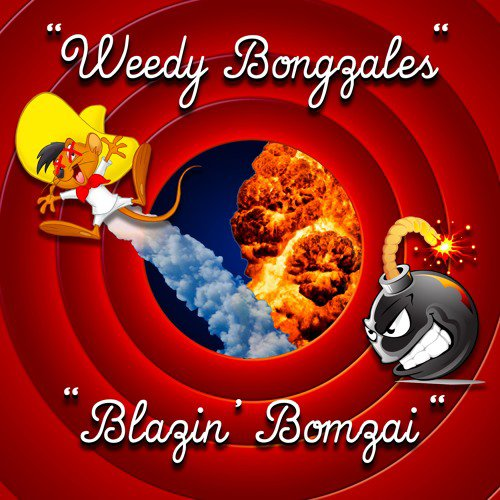Weedy Bongzales vs Blazin' Bomzai - Enjoy This Trip