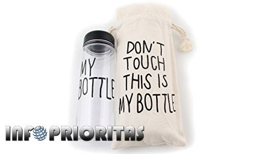 Jangan Sembarangan Memilih Botol Minum