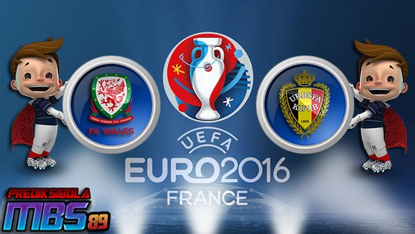 Prediksi Wales vs Belgia 02 Juli 2016