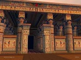 Temple of Dendara in Egypt ~ Leisure Travel Egypt