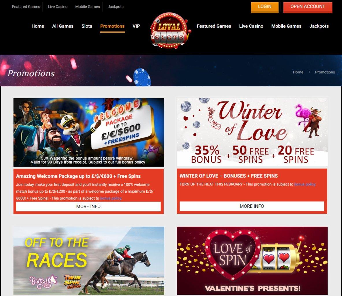 Valentine's Cash At brand new slot sites UK Loyal Slots