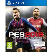 Pro Evolution Soccer 2019 sur PS4, tous les jeux vidéo PS4 sont chez Micromania