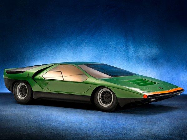 Car: Тринадцать концепт-каров Alfa Romeo