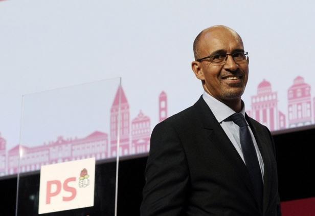 Conseil national du PS: Harlem Désir présente la nouvelle équipe dirigeante