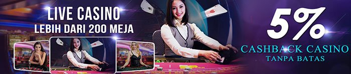 Agen Casino Baccarat Online Terpercaya dan Terlengkap