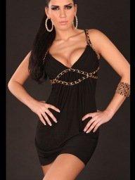 robe noire de soiree à 34.90 € - Boutique Cendriyon