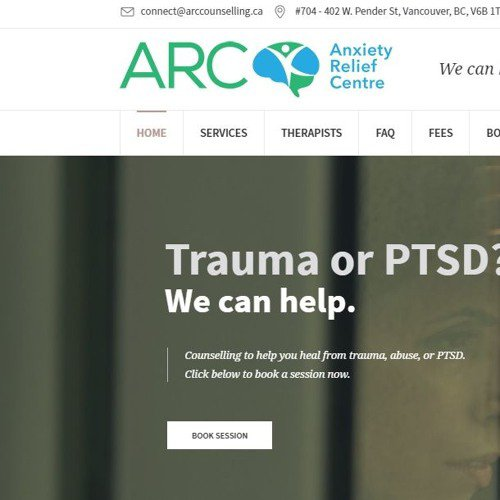 ARC - Anxiety Relief Center