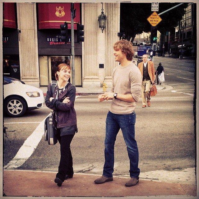 E.C.O et Renée Felice Smith 03/03/14