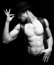 The male dancers have a fully professional attitude towards their jobs - Abovethereststrippers