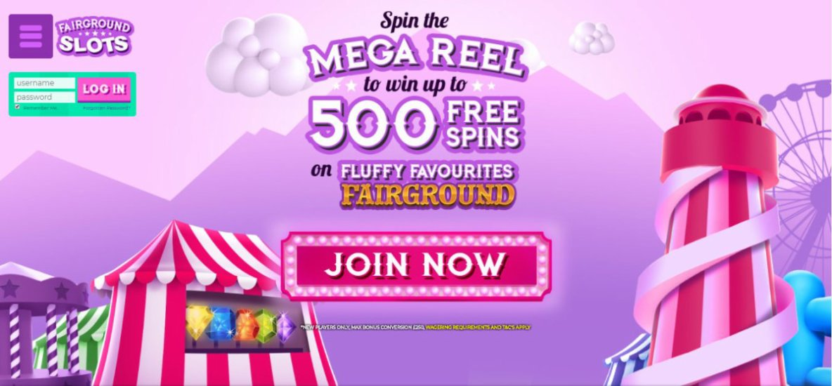 Fairground Slots | Play Best New Online Slots and Casino Games