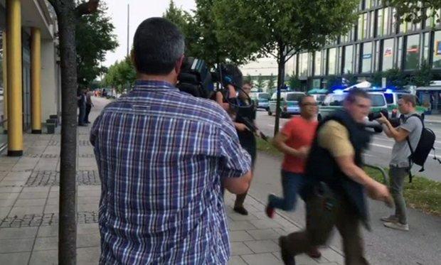 Plusieurs personnes ont perdu la vie dans un attentat dans un centre commercial de Munich