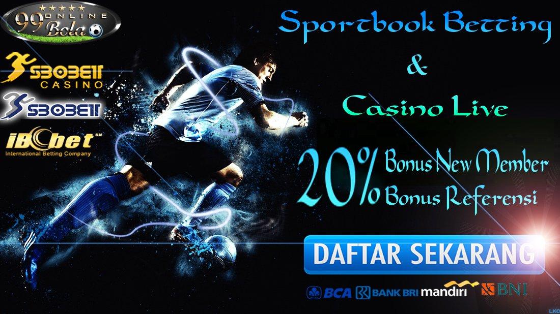 Agen Casino di Situs Judi Sbobet Asia Online | 99 Bola