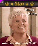 Le blog sur Mimie Mathy
