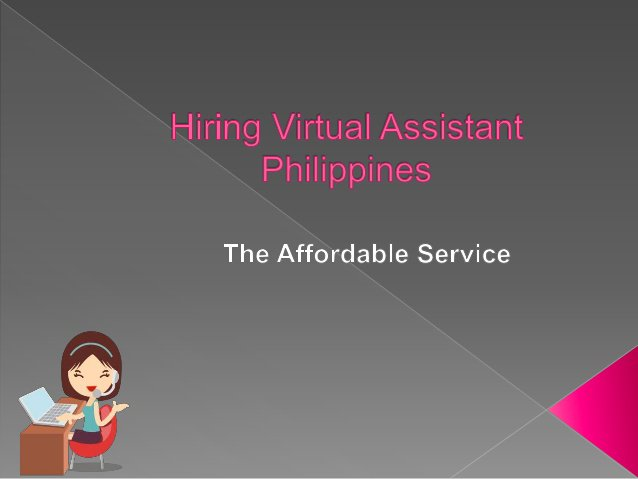 Hiring Virtual Assistant Philippines helped us get the right members, but they also provided a collaborative environment for them to work. Highly Recommended