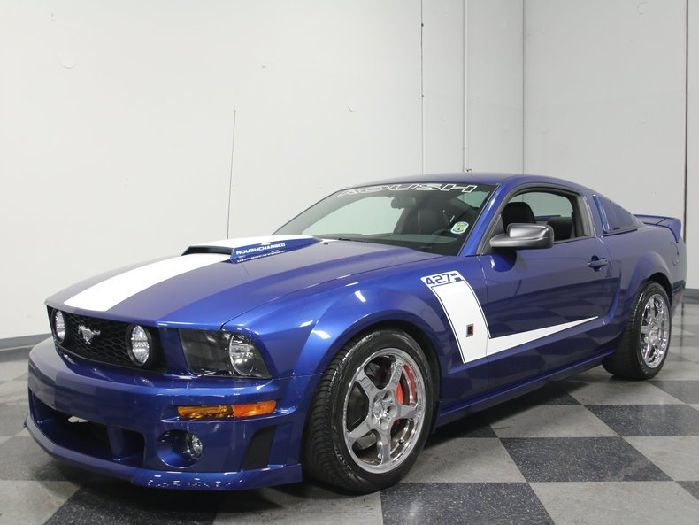 2007 Ford Mustang Roush 427R
