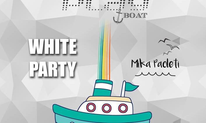 Play Boat - White Party - Gay Marseille