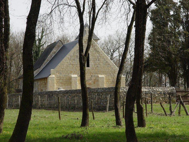 Petit village du Maine et Loire