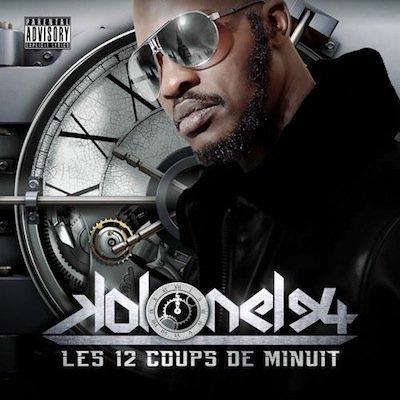 Kolonel94 - Les 12 Coups de Minuit  - DANS LES BACS DEPUIS LE 18 MARS 2013 !!!!