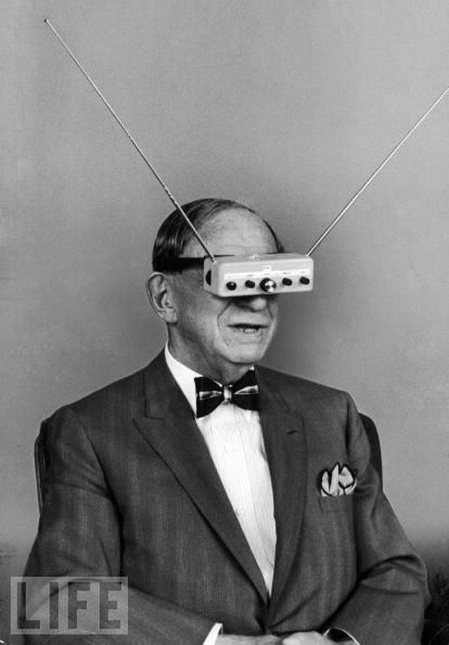1st Google glass