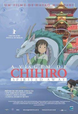 Assistir A Viagem de Chihiro – Legendado Online