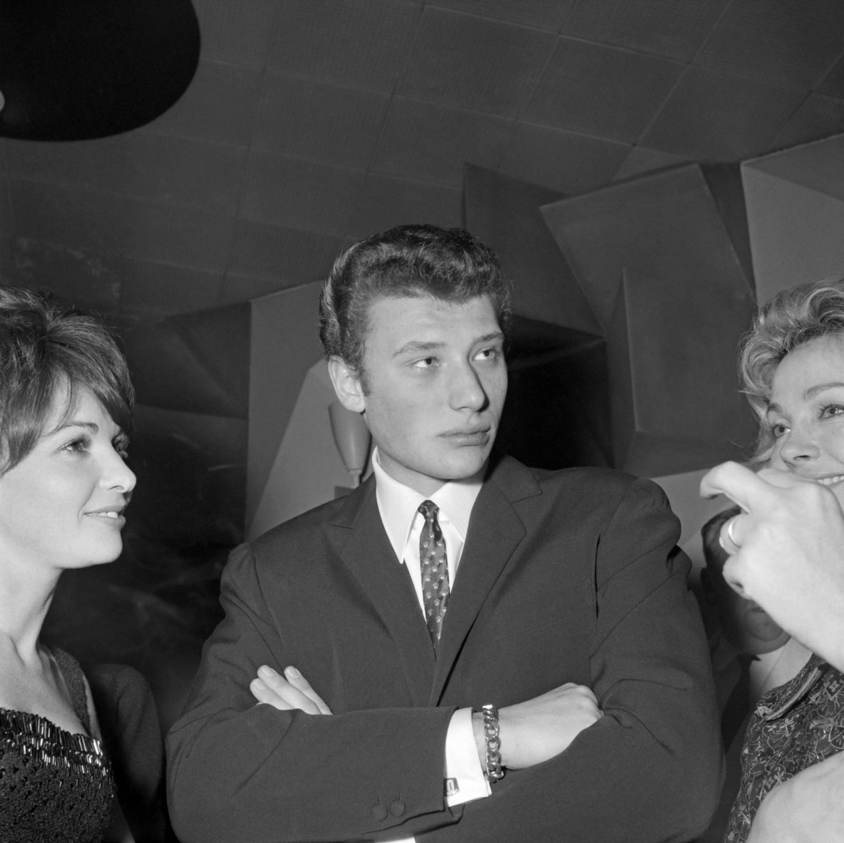 Comment Jean-Philippe Smet est devenu Johnny Hallyday