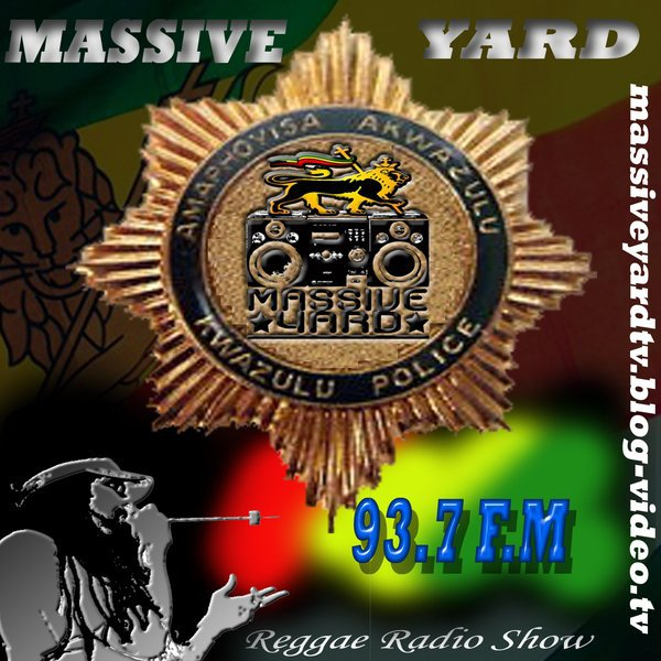"""Massive Yard"" Reggae Radio Show S.5 ép 7 Hosted By Boykot BURNINTON"