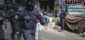 Égypte : les disparitions forcées instruments clés de la politique d'État