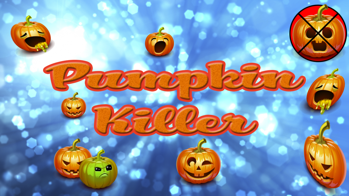 un nouveau jeu : Pumpkin Killer