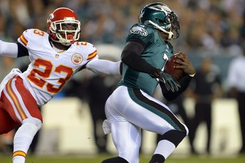 Chiefs vs. Eagles 2013 final score: Andy Reid and Kansas City are 3-0 after 26-16 win