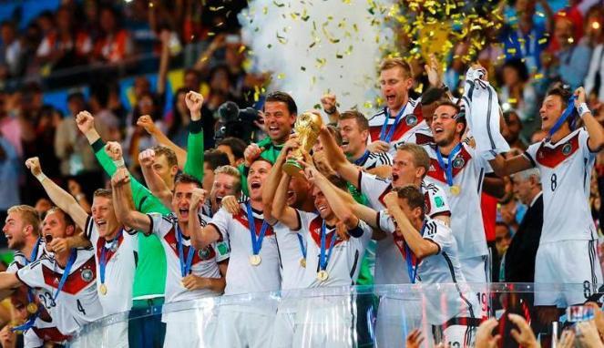 Pantaskah Jerman Kembali Juara Di Piala Dunia 2018