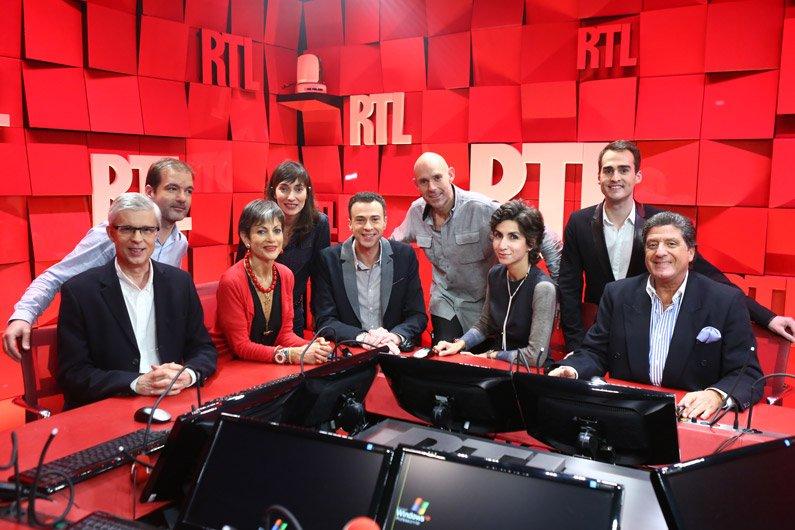 Line Renaud - Médias