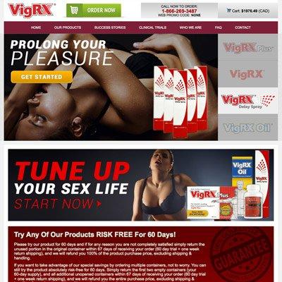 Vigrxplus review