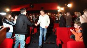Dany Boon vient présenter Supercondriaque à Lille le 14 janvier - France 3 Nord Pas-de-Calais