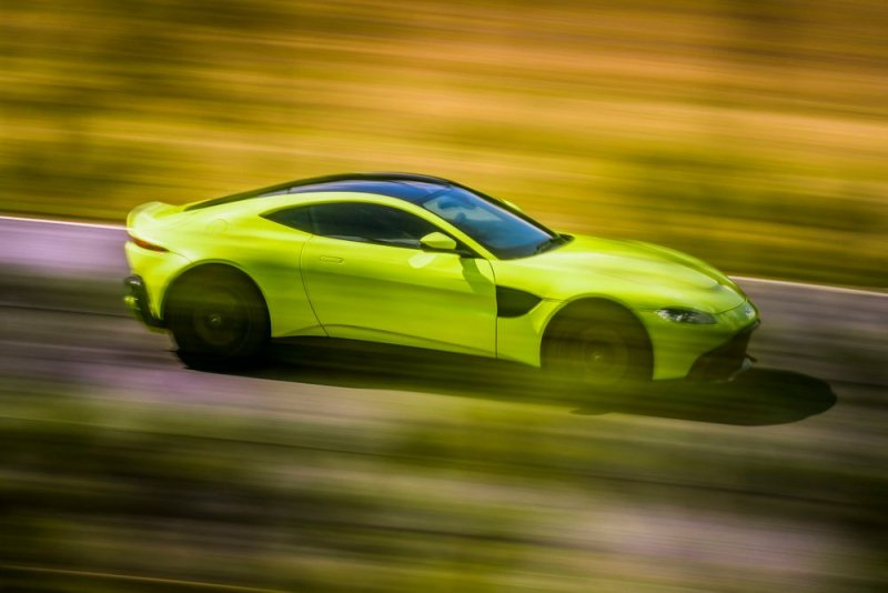 Aston Martin's Vantage successor is here