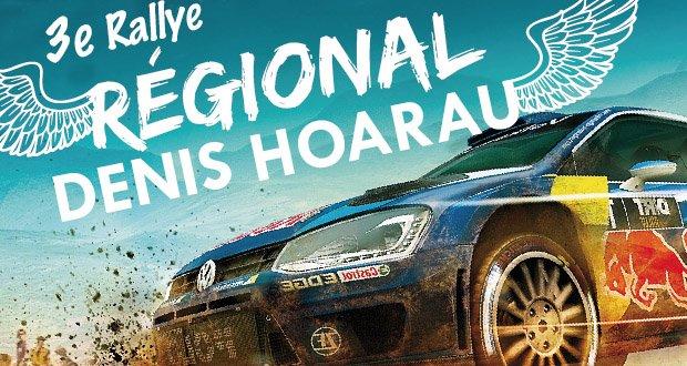 3e Rallye Régional Denis HOARAU – Autorun.re