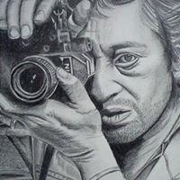 Pour la réalisation d'un portrait