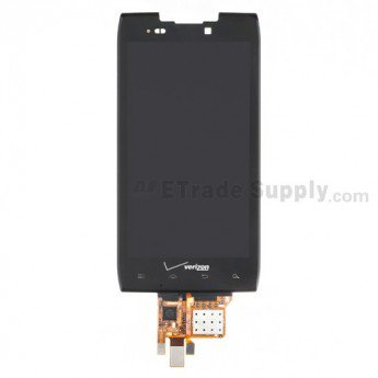 Motorola Droid Razr XT912 LCD Screen and Digitizer Assembly