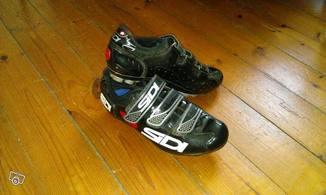 Chaussure sidi logo xc Chaussures Nord - leboncoin.fr
