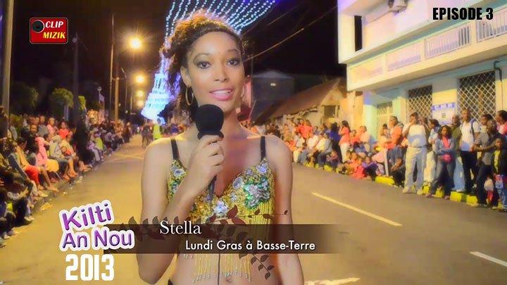 Stella vous présente Kilti An Nou CARNAVAL BASSE TERRE 2013 Episode 3 lundi gras