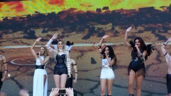 Little Mix 4 perfections tombées du ciel